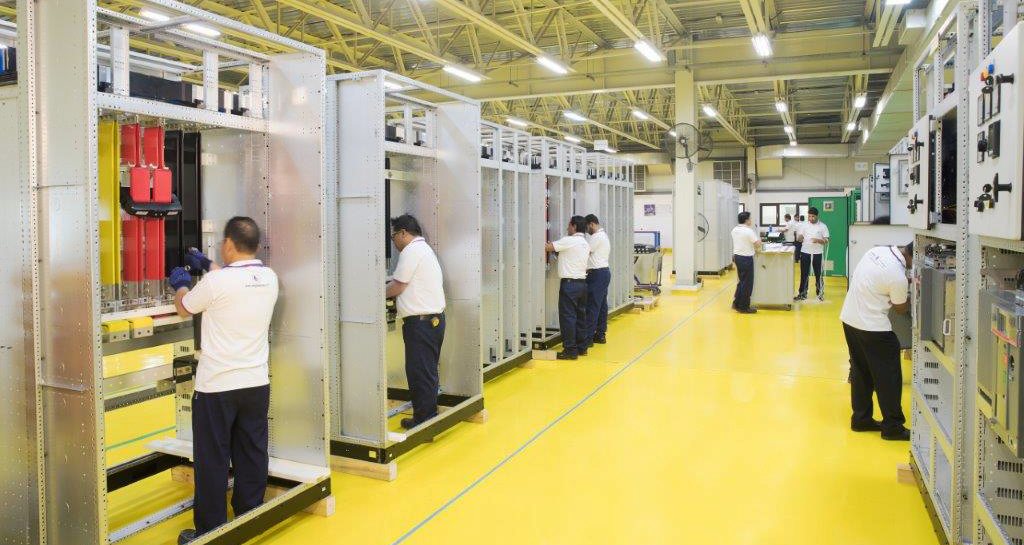 Switchgear Manufacturers in Dubai, Low Voltage Electrical